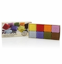 Erbario Toscano 8 Mixed Soap Set
