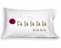 "Faceplant Dreams Standard Pillowcase, ""Falala"""