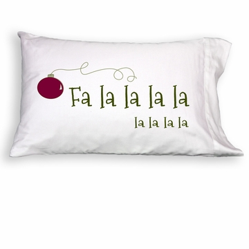 Faceplant Dreams Standard Pillowcase, ''Falala''