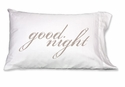 Faceplant Good Night Standard Pillow Case