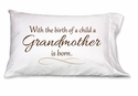 Faceplant Grandmother is Born Standard Pillow Case