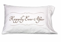 Faceplant Happily Ever After Standard Pillow Case Pair