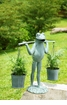 Farmer Frog Planter Holder by SPI Home