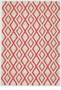 "Feizy Gustavia Apricot 2'-2"" x 4' Rug"