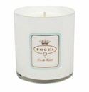 Feu De Touch Candle 10.6oz Gardenia by Tocca