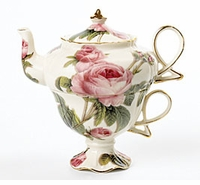 Floral & Chintz Tea for One Sets