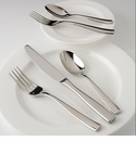 Fortessa Flatware Lucca 5 Piece Placesetting