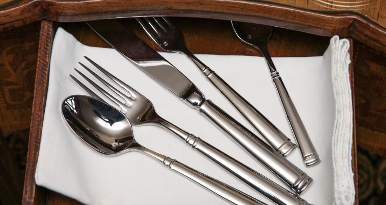 Fortessa Flatware - Fortessa Stainless Steel Silverware + Free Shipping