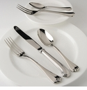 Fortessa Stainless Flatware San Marco 5 Piece Place Setting