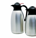 Fortessa Stainless Steel Double Steel Liner Insulated Beverage Server 33oz (1 ltr)