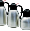 Fortessa Stainless Steel Double Steel Liner Insulated Beverage Server 50oz (1.5 ltr)