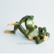 Franz Collection Amphibia Frog Father and Son