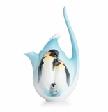 Franz Collection Playful Penguins Teapot