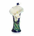 Franz Collection Porcelain Calla Lily Flower Large Vase (Limited Edition 2,000)