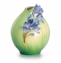 Franz Collection Porcelain Lily Of The Nile Flower Mid Size Vase
