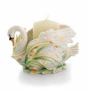 Franz Collection Southern Splendor Candleholder