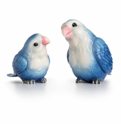 Franz Porcelain Collection Lovebirds Figurines (Set of 2)