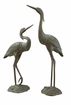 Garden Heron Pair Sculpture by SPI Home
