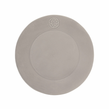 GG Collection 11.5'' Stone Medallion Design Dinner Plates (4)
