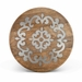 "GG Collection 18"" Lazy Susan Mango Wood"