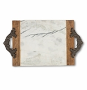 GG Collection Antiquity Cutting Or Serving Board - Large
