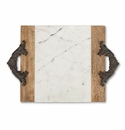 GG Collection Antiquity Cutting Or Serving Board- Medium