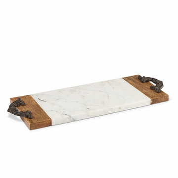 GG Collection Antiquity Cutting Or Serving Board- Small Rectagular