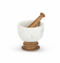 GG Collection Antiquity Mortar And Pestle