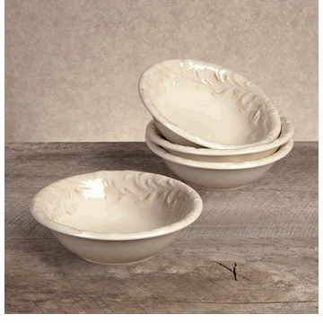 GG Collection Dessert Bowls, Set of 4