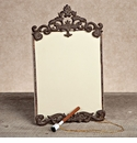 GG Collection Gracious Goods Cream Ceramic Message Board