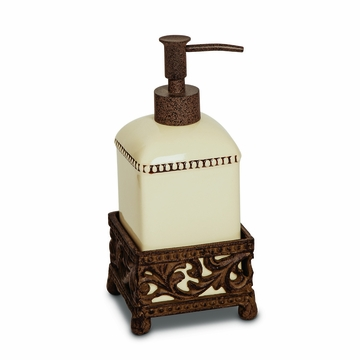 GG Collection Liquid Soap Dispenser - Cream