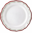 Gien Filet Noel Dinner Plate Without Tree