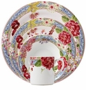 Gien Millefleurs 4 Piece Dinnerware Placesetting