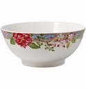 Gien Millefleurs Open Vegetable Dish Large