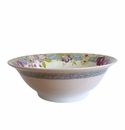 Gien Millefleurs Open Vegetable Dish Small