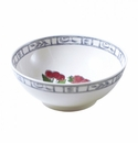Gien Oiseau Blue Fruits Cereal Bowl