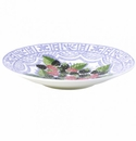 Gien Oiseau Blue Fruits Trevise Bowl