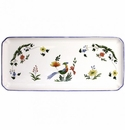 Gien Oiseaux De Paradis Oblong Serving Tray