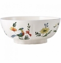 Gien Oiseaux De Paradis Open Vegetable Dish Small