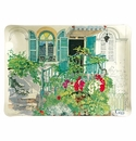 Gien Paris A Giverny Acrylic Serving Tray Small