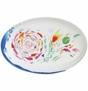 Gien Passion Oval Tray