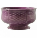 Gien Pont Aux Choux Amethyst Open Vegetable Dish Small