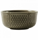 Gien Pont Aux Choux Taupe Cereal Bowl