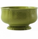 Gien Pont Aux Choux Vert Open Vegetable Dish Small