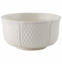 Gien Pont Aux Choux White Extra Large Cereal Bowl