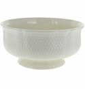 Gien Pont Aux Choux White Open Vegetable Dish Large