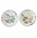 Gien Provence Assorted Canape Plates