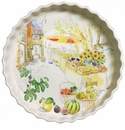Gien Provence Pie Dish Round