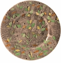 Gien Rambouillet Dinner Plate Foliage