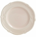 Gien Rocaille Rose Poudre Canape Plate